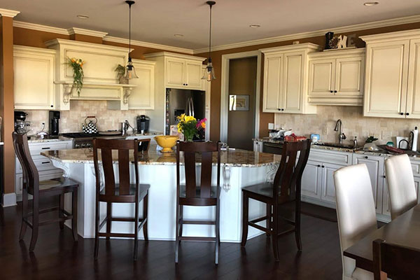 Custom Kitchen And Bathroom Cabinets Ny Countertops